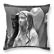 Salvation Army Throw Pillow