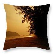 Sam Roi Yod At Dawn 04 Throw Pillow