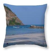 Sam Roi Yod Beach 05 Throw Pillow