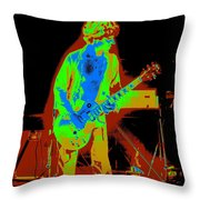 Sammy And Friends 2 Throw Pillow