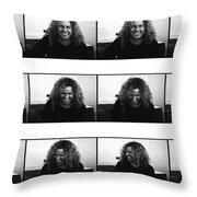 Sammy Hagar-gp18 Throw Pillow