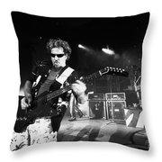 Sammy Hagar 11.00 Throw Pillow