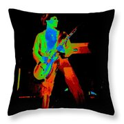 Full Colors 1977 Throw Pillow