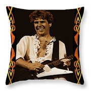 S H In Oakland 1977 Throw Pillow