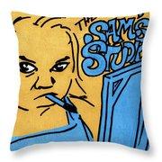 Sam's Studio Throw Pillow