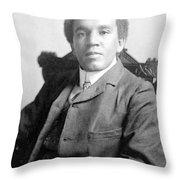 Samuel Coleridge-taylor (1875-1912) Throw Pillow