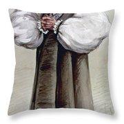Samuel Wilberforce (1805-1873) Throw Pillow
