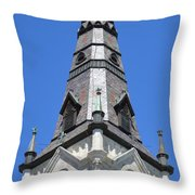 San Antonio Chuch 01 Throw Pillow