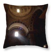 San Biaggio Cathedral Throw Pillow