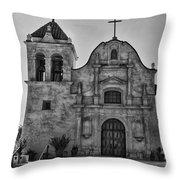 San Carlos Cathedral 2 Throw Pillow