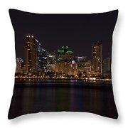 San Diego California Throw Pillow
