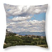 San Gemini 2 Throw Pillow