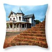 San German 4789a Throw Pillow