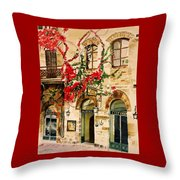 San Gimignano Throw Pillow