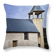 San Isidro Church Throw Pillow