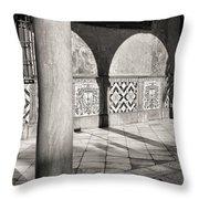 San Juan De Dios Hospital 1544 Throw Pillow