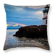 San Juan Dreaming Throw Pillow