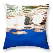 San Lagos Reflection 29424 Throw Pillow