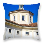 San Michele Dei Sepolcri Throw Pillow
