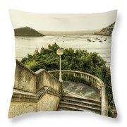 San Sebastian Throw Pillow