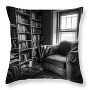 Sanctuary Throw Pillow by Scott Norris