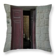 Sanctum Throw Pillow