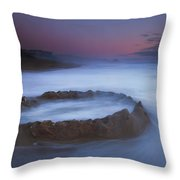 Sand Castle Dream Throw Pillow