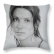 Sandra Throw Pillow