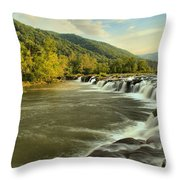 Sandstone Throw Pillow