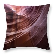 Sandstone Beauty Throw Pillow