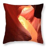 Sandstone Key Hole Throw Pillow