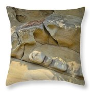 Sandstone Reclining Throw Pillow