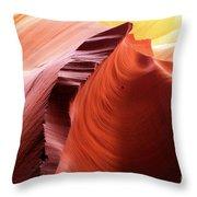Sandstone Spectacular Throw Pillow