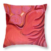 Sanguine Spirit Throw Pillow