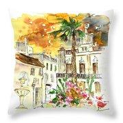 Sanlucar De Barrameda 02 Throw Pillow