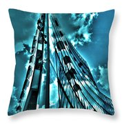 Sanofi Aventis - Berlin Throw Pillow