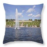 Sanssouci Park Potsdam Throw Pillow