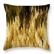 Santa Fe Grasses G Throw Pillow