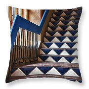 Santa Fe Nm 3 Throw Pillow