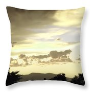 Santa Fe Sunset Throw Pillow