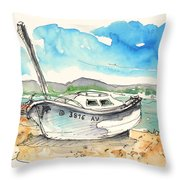 Sao Jacinto 05 Throw Pillow