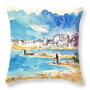 Sao Jacinto 06 Throw Pillow
