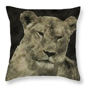 Sarafina V3 Throw Pillow