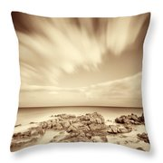 Sardinia - Costa Del Sud Throw Pillow