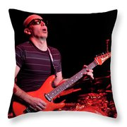 Satriani 3235 Throw Pillow