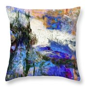 Sausalito Throw Pillow