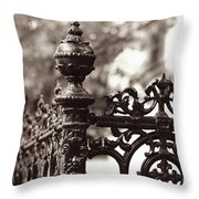 Savannah Strong Throw Pillow