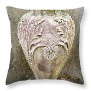 Savannah Urn  Throw Pillow