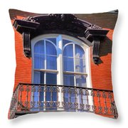 Savannah Window Throw Pillow