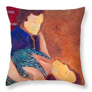 Save The Last Dance Throw Pillow